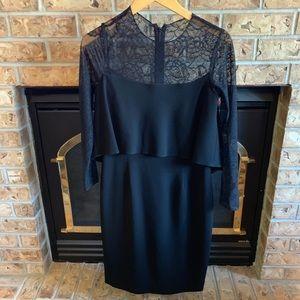 Teri Jon Black Dress